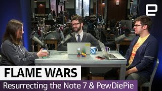 Resurrecting the Note 7 & PewDiePie: The Engadget Podcast Ep. 29 - ENGADGET