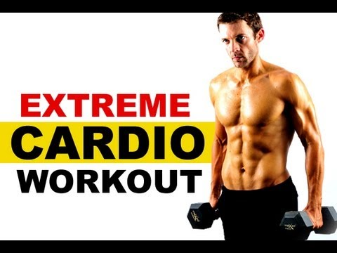 Extreme Cardio Workout for 6 Pack Abs - Extreme Fat Loss