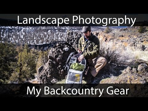 What is in my Bag | Landscape Photography Edition