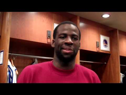 Draymond Green on weight loss helping him play more minutes