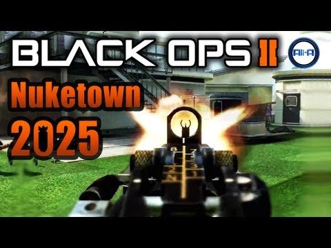 Black Ops 2 - Nuketown 2025 Gameplay Trailer! Breakdown! - Call of Duty BO2 Multiplayer Map -zhcI6dNonD0