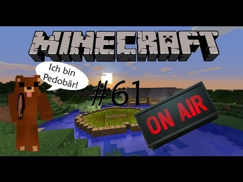 Wir Zocken Minecraft - #061 - Livestream Test + Informationen!