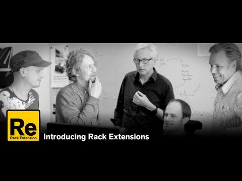 Rack Extensions for Reason and Reason Essentials