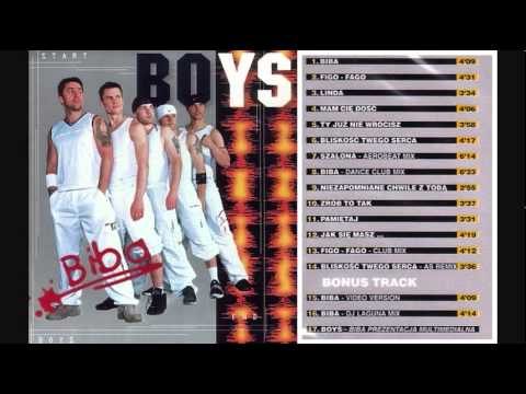 "Boys - ""Mam cię dość"" (2002)"