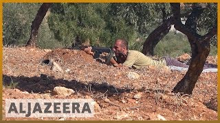 🇸🇾 Idlib offensive: Imminent operations on the fringes | Al Jazeera English - ALJAZEERAENGLISH