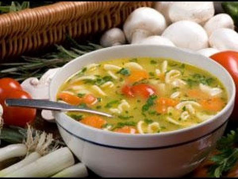 Quick Chef - Vegetable Manchow Soup