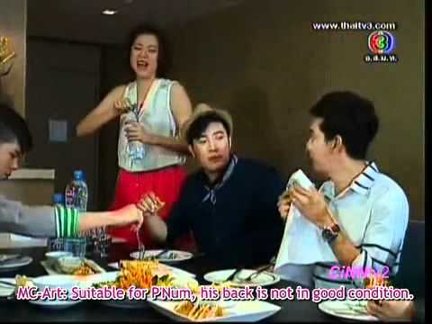 [Eng Sub] TeeTaiKrua 2pm Nichkhun, Peach Pachara & Family (Part 3)