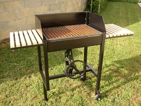 Related video for Fabrication barbecue exterieur