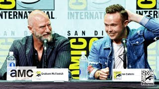 Preacher: 'Ian Colletti on the Arseface Make-Up' Comic-Con 2017 Panel - AMC