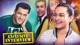 "Sonakshi Sinha: ""Combination Of Salman Khan & My Nain Is A SUPERHIT"" - HUNGAMA"