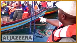🇹🇿 Tanzania: Death toll increases in Lake Victoria ferry disaster | Al Jazeera English - ALJAZEERAENGLISH
