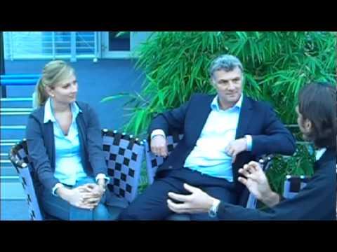 IOM SUMMIT 2011 - Interview mit Stefanie Stang & Holger Dümpelmann