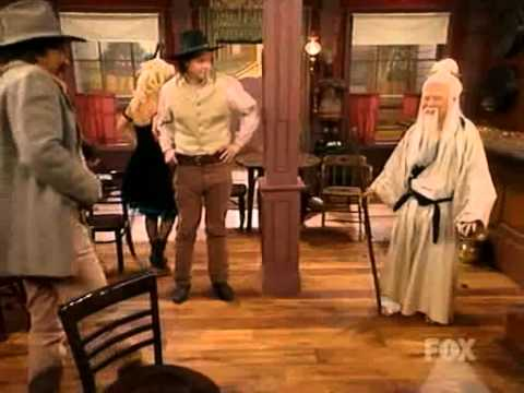 MADtv   Blind Kung Fu Master Saloon