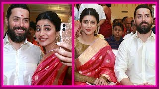 Shruti Haasan  Attends Family Wedding With Her Boyfriend | Kamal Hassan | Michael Corsale - RAJSHRITELUGU