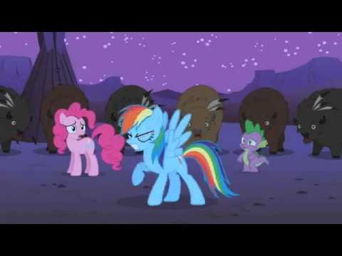 My Little Pony Friendship is Magic,odcinek 21 (Dubbing PL)