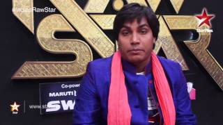 India's Raw Star Web Exclusives: Mohan Rathore shares his excitement - STARPLUS