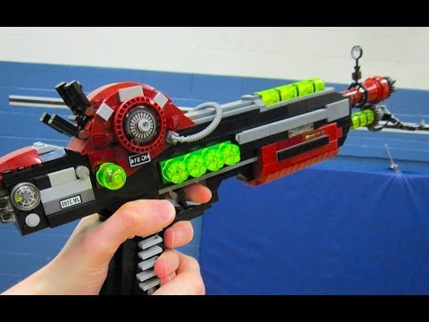 LEGO Ray Gun Mark 2 - Black Ops 2