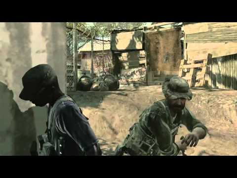 Call of Duty Modern Warfare 3 - Redemption Single Player Trailer *NEW TODAY*