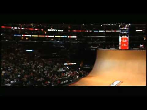 "Danny Way Crash! ""X Games The Movie 3D"""