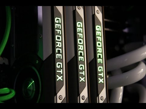 NVIDIA GeForce GTX TITAN Preview - GK110, GPU Boost 2.0, Overclocking and GPGPU