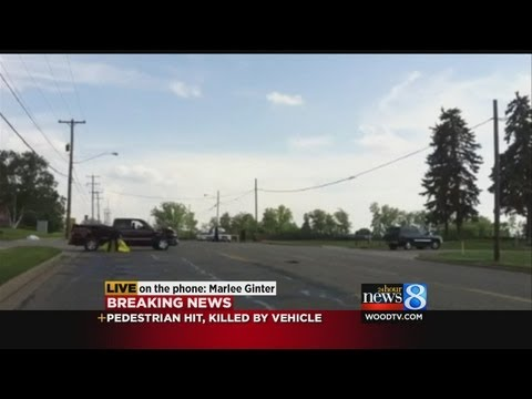 Witness: Pickup in crash hit woman