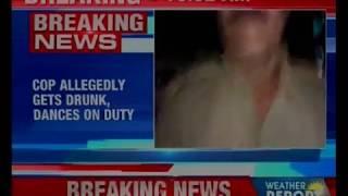 Barasat cop creates ruckus at local fair; cop allegedly gets drunk, dances on duty - NEWSXLIVE