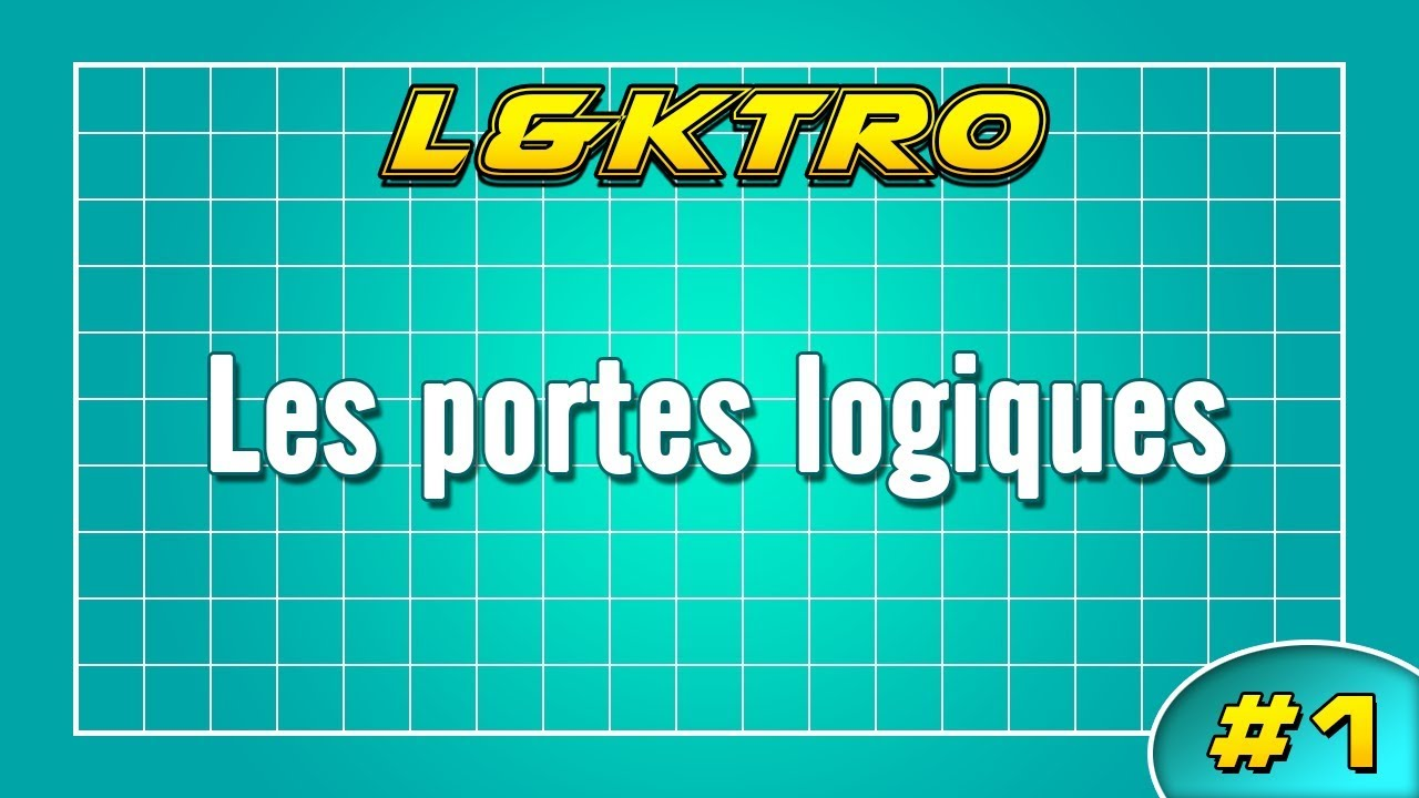 Flech computers for Les portes logiques