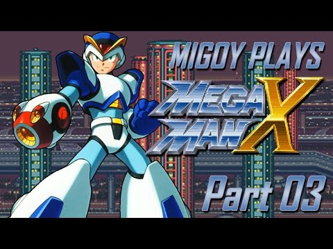Mega Man X Let
