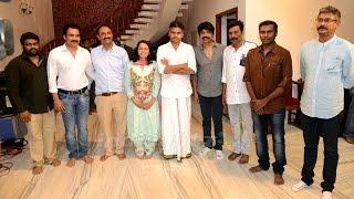 Pawan Kalyan - SJ Suryah's Movie Launch - IGTELUGU