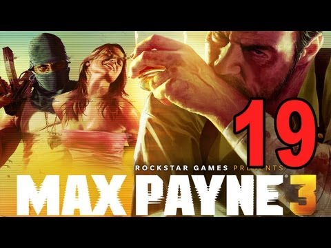 Max Payne 3 - Chapter 8 Part 1 - Reprievement (Gameplay Walkthrough Let's Play)