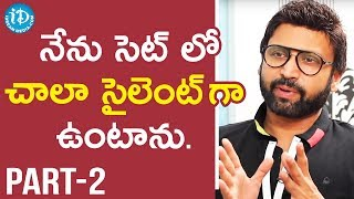 Actor Sumanth Exclusive Interview - Part #2 || Talking Movies With iDream - IDREAMMOVIES
