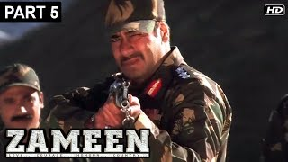 Zameen Hindi Movie | Part 5 | Ajay Devgan, Abhishek Bachchan, Bipasha | Latest Hindi Movies - RAJSHRI