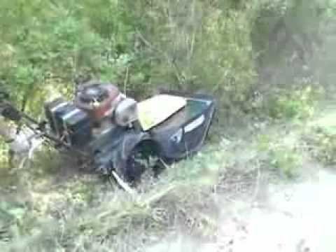  ECOTECH  Forestry mower TRT 110 Swing
