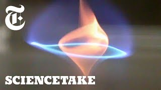 Harnessing the Power of 'Firenadoes' | ScienceTake - THENEWYORKTIMES