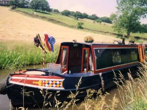 Canal~1993: Cruising the UK Waterways (Part 3 Section 2 - 21st June to 9th July)