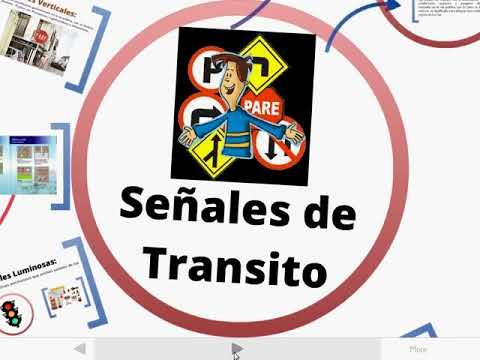 SEÑALES DE TRANSITO COLOMBIA