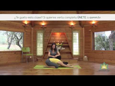 Yoga online - Torsiones tonificantes, dolores de espalda y cabeza