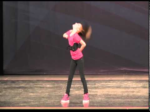 Kassidy Chism Hip Hop Dancer 2009