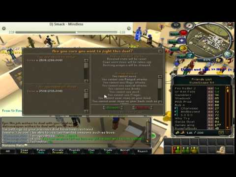 Runescape Livestream Footage Make 10m Back From A Hack + Corp Mass