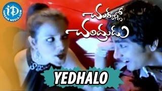 Chukkallo Chandrudu Movie - Yedhalo Appudo Video Song || Siddharth, Sada, Saloni, Charmy || Chakri - IDREAMMOVIES