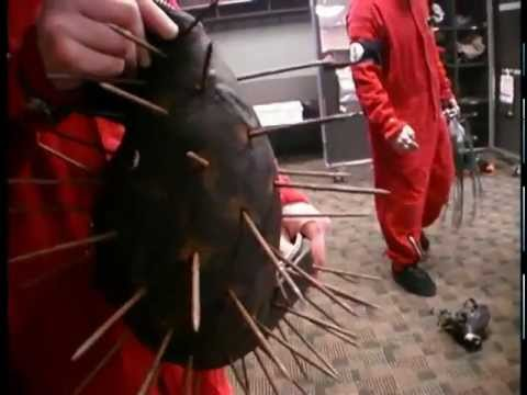 "Slipknot - Craig ""133"" Jones on Backstage (11.1.11)"