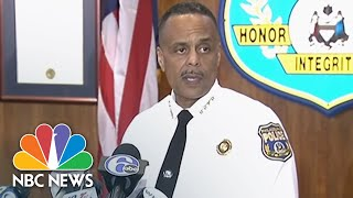 Philadelphia Police Commissioner Apologizes For Starbucks Arrest: I Made It 'Worse' | NBC News - NBCNEWS