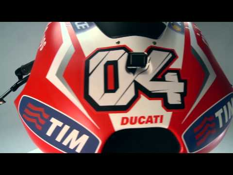 Ducati Team GP14 VPR studio