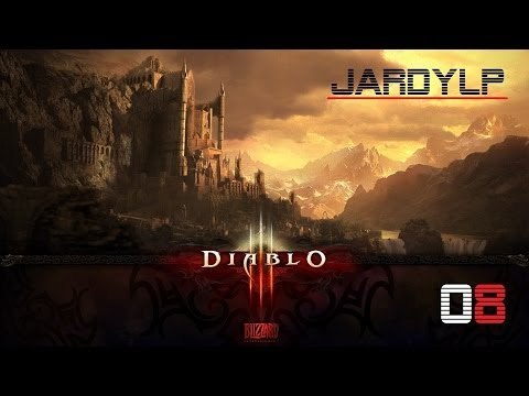 DIABLO 3 #008 - In der Höhle der Khazra HD+ Let´s Play JardyLP / Deutsch