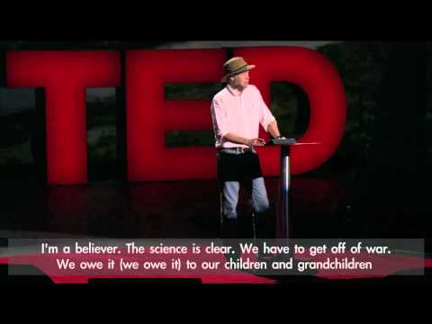 TED 2012 remix - It's Time For TED - (subtitle English version no official, @aabrilru)