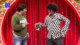 Bloopers Jabardasth Rocket Raghava : Kiraak Comedy Show - MALLEMALATV