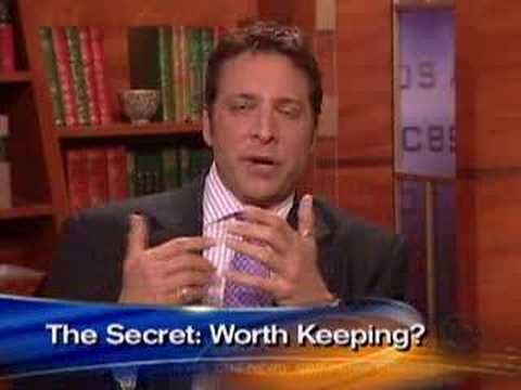 Experts Debate Self-Help Phenom 'The Secret' (CBS News)