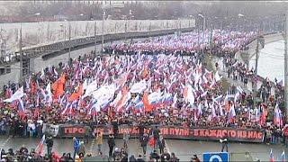 محاولات لمعارضة الروسية في توحيد صفوفها