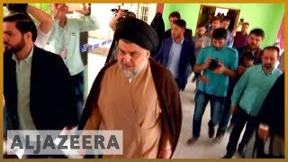 🇮🇶 Iraq elections final results: Sadr's bloc wins parliamentary poll | Al Jazeera English - ALJAZEERAENGLISH