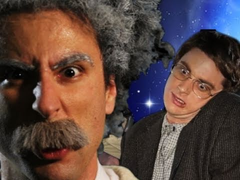 Einstein vs Stephen Hawking -Epic Rap Battles of History #7